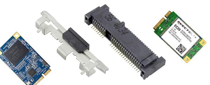 Magistrale komunikacyjne Mini PCIe – proste, oszczędne, niezawodne rozwiązanie